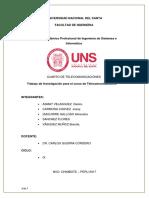 Informe Cuarto de Telecomunicaciones
