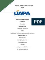 TAREA VI CANALES DE DISTRIBUCION.docx