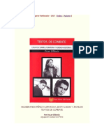 Hildebrando Pérez Huarancca, Edith Lagos y Jovaldo