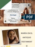 María Antiguo y Nuevo Testamento.pptx