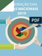 Relatório - Pesquisa Metas Nacionais 2019
