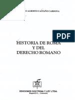 Ramiro Alberto Castano Cardona (HISTORIA DE ROMA Y DERECHO ROMANO)