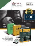 Dialogo Con La Jurisprudencia 2019-2020