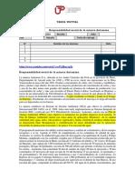SEMANA 5 TAREA VIRTUAL - Responsabilidad Social de La Minera Antamina S