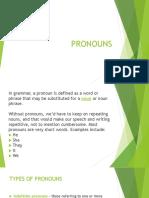 02 - Pronouns