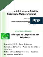Depressão e DSM 5 SM