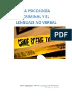 LA PSICOLOGÍA CRIMINAL Y EL LENGUAJE NO VERBAL.pdf