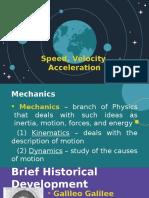 Speed, Velocity, Acceleration.pptx