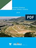 Inventário Estadual de Resíduos Sólidos Urbanos 2018