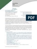 Configuraciones culturales en la comunicación indígena. Resistencia y autonomía por comunicadores y comunicadoras de Wallmapu. Maldonado, Peralta y Vieire