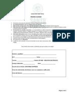 Correccion - Solemne 1 Circuitos Electricos II