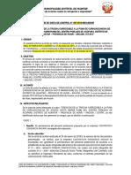 Info de Visita de Control - I ETAPA CARHUASCANCHA