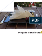 PLEGADOS-SERVILLETAS