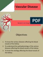 3 Renal Vascular Disease 3