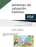 Herramientas de Evaluación Familiar