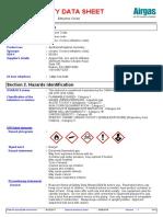 Ethylene Oxide SDS