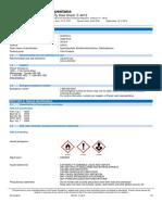 Isopentane Sds e 4612