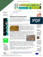 ARQUITECTURA DE CHIMU