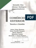 Comércio Exterior - Teoria e Gestão