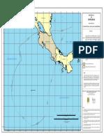 Mapa Oficial Continental Insular y Maritimo