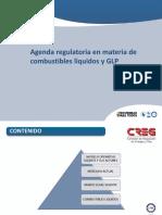 4 Agenda Regulatoria Combustibles Liquidos CREG