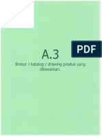 A.3 Drawing Data Spec Teknis Brosur