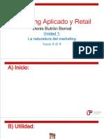 Marketing retail