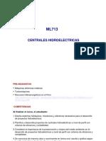 ML713 Centrales Hidroeléctricas