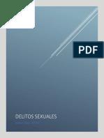 Delitos Sexuales en Paraguay con estadística