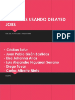 Rails Jobs Usando Delayed Jobs