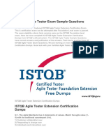 Certified Agile Tester Exam Sample Questions.docx