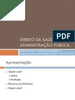Direito da saúde e da administração pública_AULA PM 20101106PDF