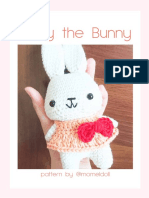 Berry the Bunny Pattern