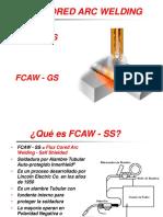 Cdp Proceso Fcaw