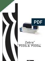 Zebra p330i Printer & Zebra p330m Card Printer Quick Start Guide