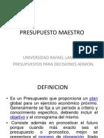 PRESUPUESTO_MAESTRO.ppt