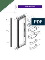 diagrama refrigerador