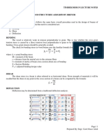 Timber Design Lecture Notes Prelim (1)