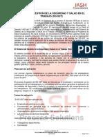 Decretos SG-SST Resumen
