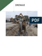 Drenaje Construccion de Carreteras