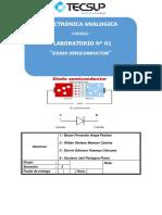 Laboratorio 1 - Diodo Semiconductor - 2019-II (1)