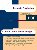 current trends in psychology.ppt