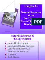 Ch_13_Natural Resources & the EnvironmentRM