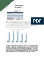 Importancia Del Mecanizado en El Peru