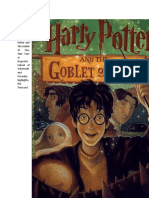 Summary 4.Goblet of Fire
