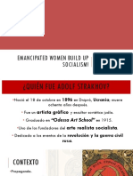 Emancipated Women Build up Socialism!.pptx