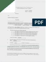 3.21.18 Affid Violation Prot Order