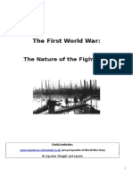 ww1 overview booklet