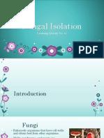 Fungal Isolation Copy
