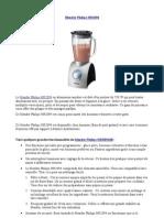 Blender Philips HR2094